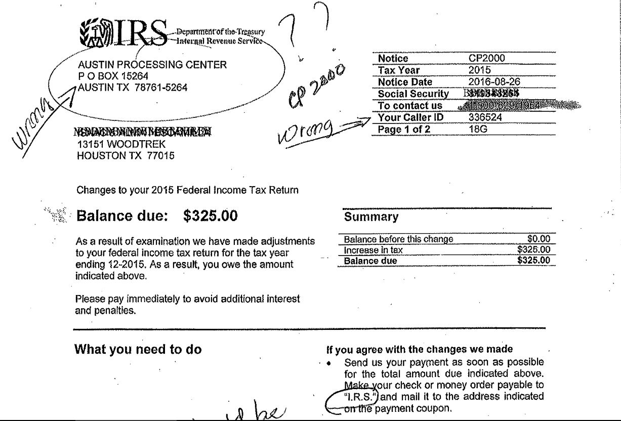 The New IRS Email Scam Coming to Your Inbox