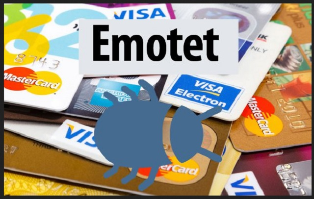 Remove Emotet Banking Trojan