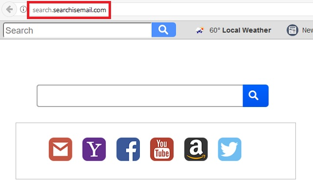 Remove Search.searchisemail.com