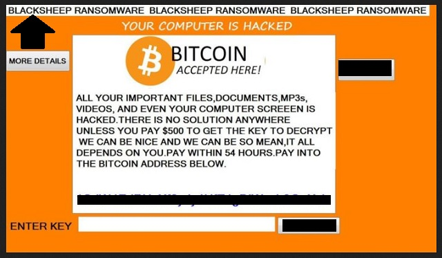 Remove BlackSheep Ransomware