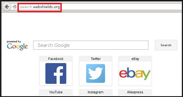 Remove Search.webshields.org