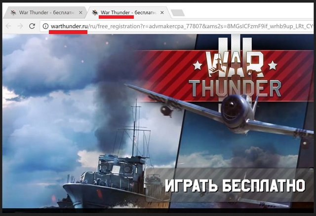 Remove War Thunder